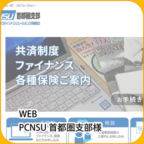 実績:PCNSU首都圏支部